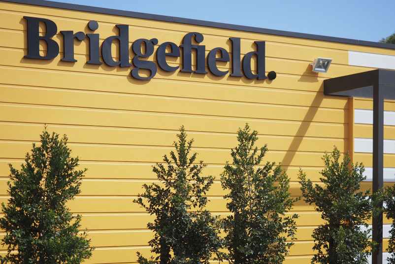 Bridgefield Sales Office, Goldfields