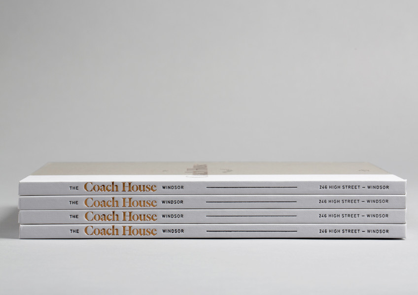 Coach House Windsor, Studio Worldwide