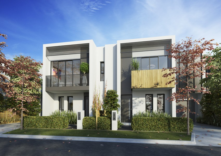 Central Park Cheltenham Townhouses