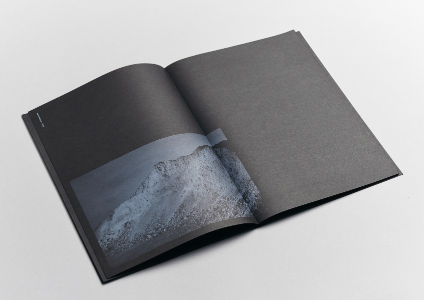 Andrew Curtis, Moonlight Mile Exhibition catalogue