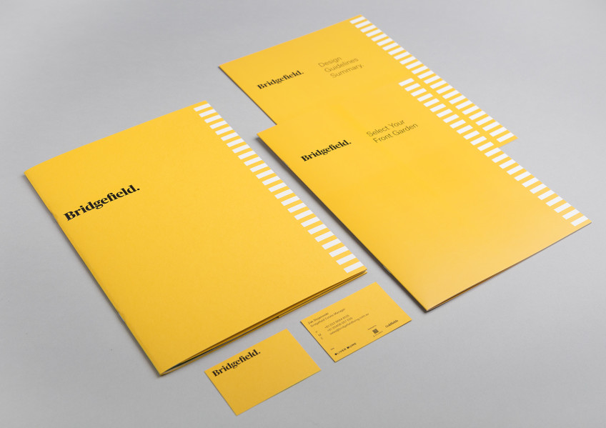 Bridgefield Printed Collateral, Goldfields