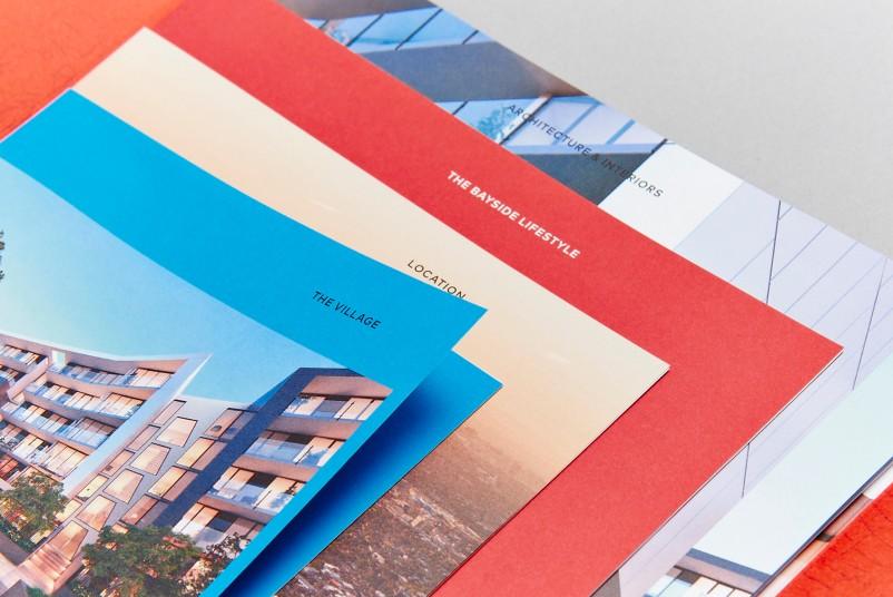 The Village Cheltenham, project brochure