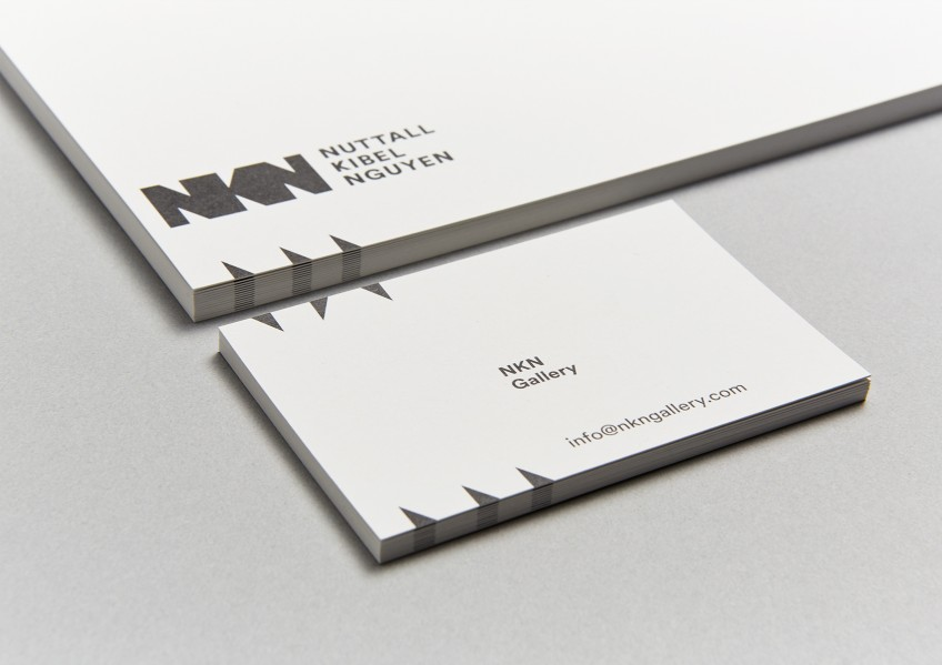 NKN Gallery, stationery